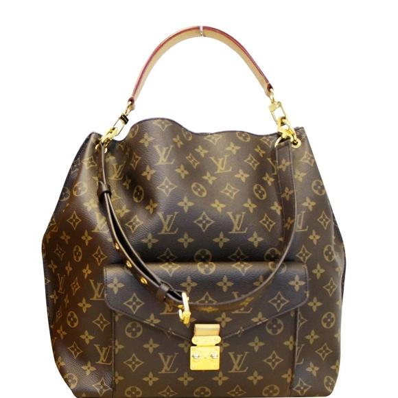 LOUIS VUITTON Handbags - LOUIS VUITTON METIS HOBO MONOGRAM CANVAS